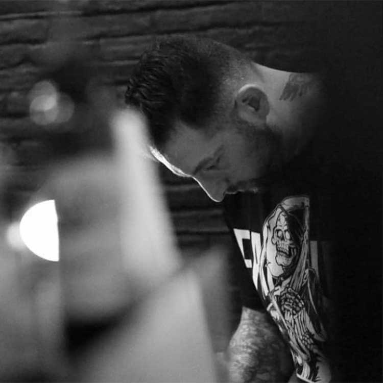 Daniele Tonelli_Royal Tattoo_Guest Artist